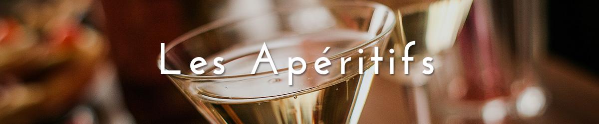 Les Apéritifs - Brasserie Le Flore Puteaux - Image d'Apéritifs