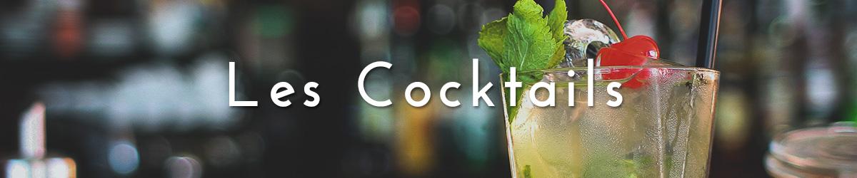 Les Cocktails - Brasserie Le Flore Puteaux - Image de Cocktails