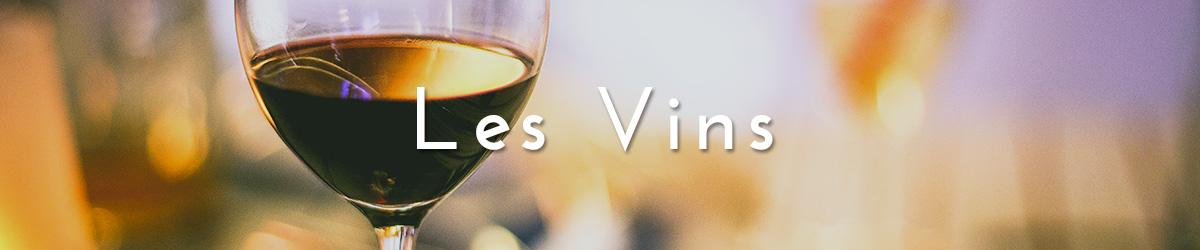 Les Vins - Brasserie Le Flore Puteaux - Image d'un verre de vin