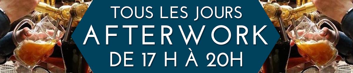 Brasserie Le Flore Puteaux AfterWork 17h-20h