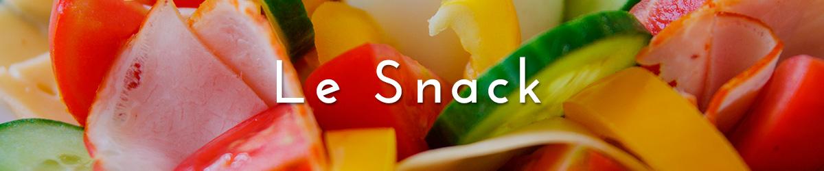 Le Snack - Brasserie Le Flore Puteaux - Image de Légume