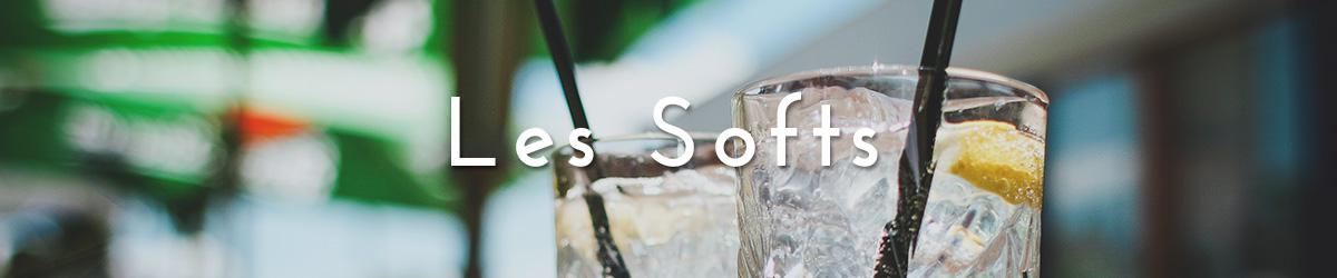 Les Softs - Brasserie Le Flore Puteaux - Image d'un Soft
